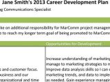 How to Write A Career Plan Template Ready to Take Your Job to the Next Level Create A Career