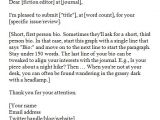 How to Write A Cover Letter for A Literary Agent Lora Rivera How to Submit to Literary Journals