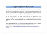 How to Write A Cover Letter for An Engineering Job Sample Cover Letter Sample Cover Letter Boston Consulting