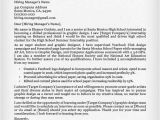 How to Write A Cover Letter for High School Students Resume Cover Letter Examples for High School Students