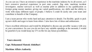 How to Write A Cover Letter for Your Cv Mohammed Matook Cover Letter Cv