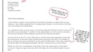 How to Write A Cover Letter for Your First Job Cover Letter Template for Your First Job Cover Letter