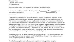 How to Write A Cover Letter Mcgill Cover Letter Writing Mcgill