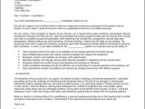 How to Write A Cover Letter without A Job Posting Cover Letter to Respond to Job Ads