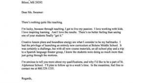 How to Write A Cover Letter without A Job Posting Free How to Write A Cover Letter without A Job Posting
