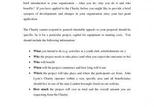 How to Write A Grant Proposal Template 8 How to Start A Proposal Procedure Template Sample