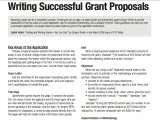 How to Write A Grant Proposal Template How to Write Grantswritings and Papers Writings and Papers