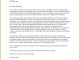How to Write A Really Good Cover Letter Personal Statement Example social Work