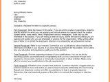 How to Write Address On Cover Letter 5 Cover Letter Address Marital Settlements Information