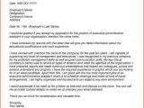 How to Write An Executive Cover Letter 5 Cover Letter Administrative assistant Budget Template