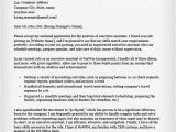 How to Write An Executive Cover Letter Administrative assistant Executive assistant Cover
