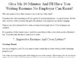How to Write An Impressive Cv and Cover Letter How to Write Impressive Resumes and Cover Letters Plr Ebook