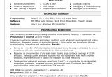How to Write Basic Computer Knowledge In Resume Sample Resume for A Midlevel Computer Programmer Monster Com