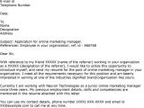 How to Write Cover Letter for Online Job Application Cover Letter Sample for Job Application Online Https