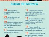 How Will A Resume Help You During the Job Interview 21 Tips for A Successful Job Interview Infographic the