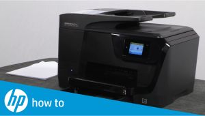 Hp 8710 Paper Card Stock Fixing Your Hp Officejet Pro 8710 Printer when It Does Not Pick Up Paper