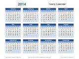 Hp Calendar Templates Yearly Calendar Template 2014 Sadamatsu Hp