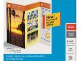 Hp Tri Fold Brochure Template Hp Press Kit 2008 Macworld Conference Expo