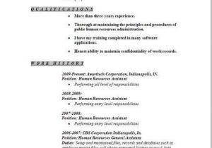 Hr assistant Resume Objective Samples Hr assistant Resume Examples Samples Human Resources