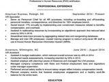 Hr Professional Resume Objective Insurance Agent Resume Sample Resume Companion