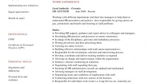 Hr Resume format for Freshers 21 Best Hr Resume Templates for Freshers Experienced