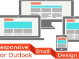 Html Email Template Outlook 2013 Responsive Email Templates Design for Outlook