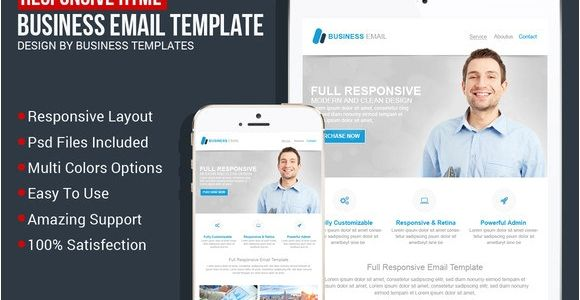 Html Email Templates for Outlook 9 Sample HTML Emails Psd