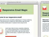 Html formatted Email Templates 30 Free Responsive Email and Newsletter Templates