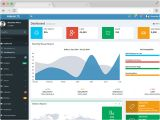 Html Template for Admin Panel Free Bootstrap 3 HTML5 Admin Dashboard Template to Download
