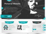 Html Templates for Personal Profile Personal Website Templates Cyberuse