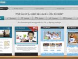 Html Welcome Page Template Creating A Fanpage Welcome for Facebook with Pagemodo