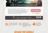 Hubspot Email Marketing Templates the 2013 Design Guide to Email Marketing Infographic