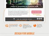 Hubspot Email Template Design the 2013 Design Guide to Email Marketing Infographic