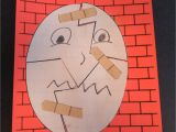 Humpty Dumpty Puzzle Template What Happens In Storytime Mother Goose