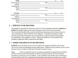 Hvac Installation Contract Template Maintenance Contract Template 20 Download Documents In