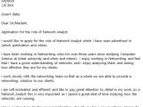 I Look forward to Hearing From You Cover Letter Network Analyst Cover Letter Example Icover org Uk
