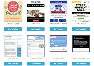 Icontact Email Templates Icontact Email Marketing Features and Information