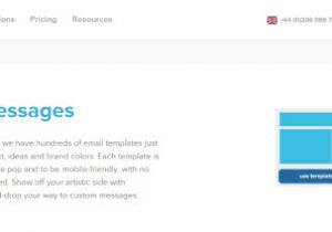 Icontact Email Templates is Icontact Right for Your Next Campaign A Review