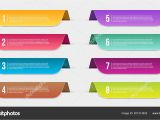 Id Card Background Design Hd Creative Vector Illustration Of Infographics Template Step