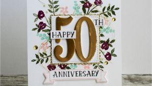 Ideas for 50th Anniversary Card 50th Anniversary Card 50th Anniversary Cards 50th