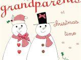 Ideas for Christmas Card Designs Handmade to Grandparents Christmas Card by Laura Sherratt