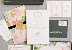 Ideas for Wedding Card Invitation Spring Wedding Invitations We Love Martha Stewart Weddings