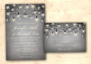 Ideas for Wedding Card Invitation Winter Wedding Invitation Ideas Finding Out More About