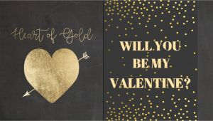 Ideas for Writing A Valentine Card Buncee Valentine Sday Heart Gold Cards Templates