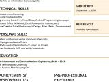 Iec Resume Template Jobstreet Resume Template Krida Info