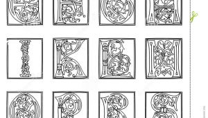 Illuminated Alphabet Templates Illuminated Manuscript Letters Alphabet Illuminated