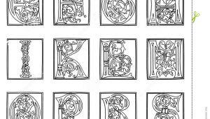 Illuminated Alphabet Templates Illuminated Manuscript Letters Alphabet Illuminated