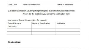 Images Of A Blank Resume 46 Blank Resume Templates Doc Pdf Free Premium