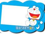 Images Of Birthday Card Invitation Free Printable Doraemon Birthday Invitations Dengan Gambar