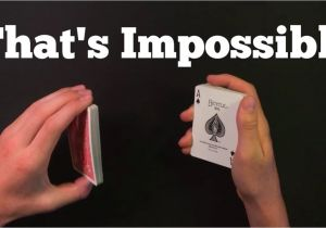 Impressive but Easy Card Tricks Impress Anyone with This Card Trick